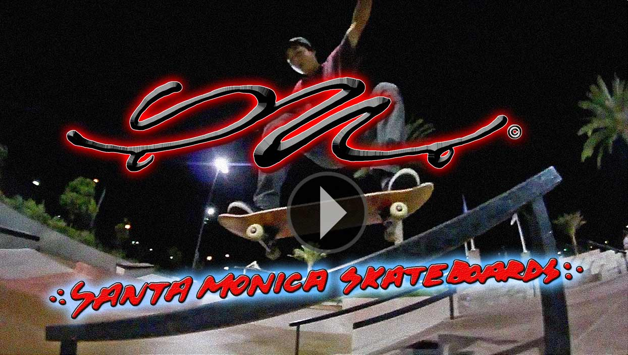 Santa Monica Skateboards Launches New Website