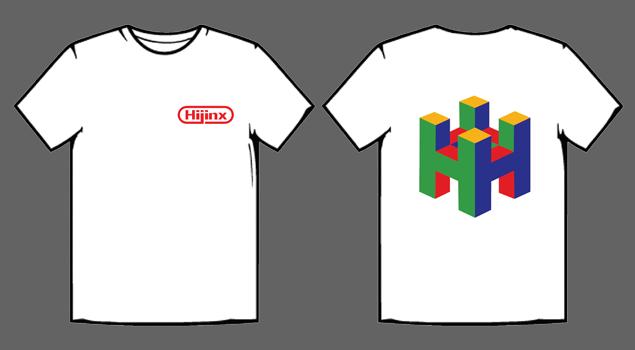 Hijinx Nintendo T-Shirt